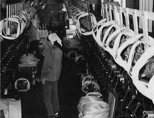 畳産業の歩みの画像