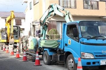 建設部業務内容の画像