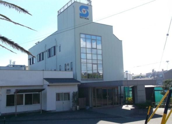 民間企業の事務所新築工事の画像