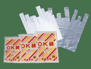 OK袋・レジ袋の画像